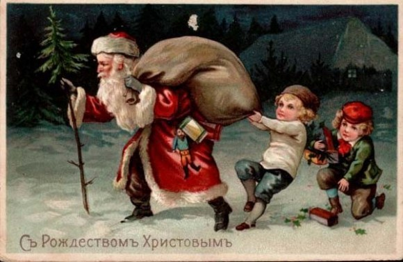 Открытка к Рождеству (33)