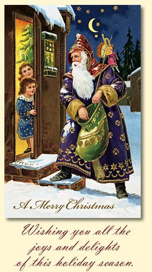 Поздравление англичанина с рождеством