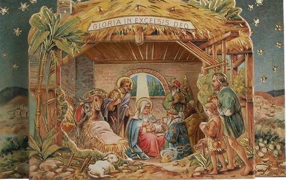 Рождественская открытка (16)