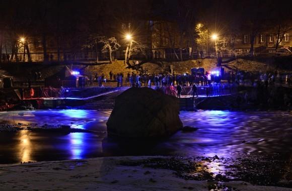 Богоявление во Владикавказе (Фото)