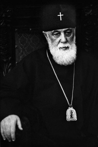 Святейший Патриарх Илия (27)