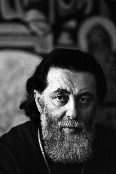Святейший Патриарх Илия (1)