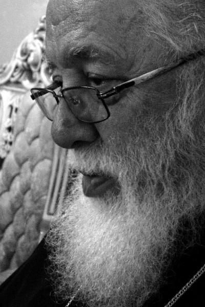 Святейший Патриарх Илия (30)