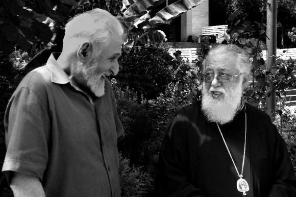 Святейший Патриарх Илия (29)