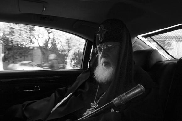 Святейший Патриарх Илия (26)