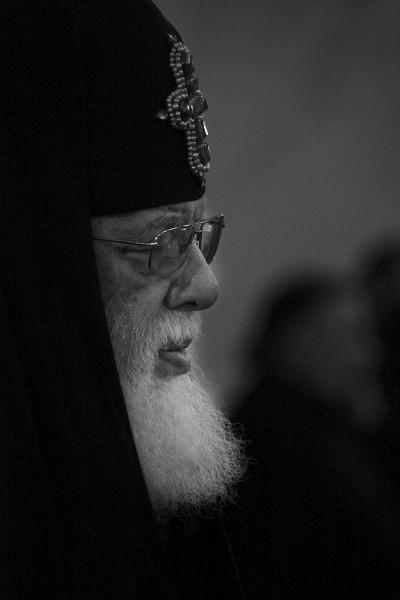 Святейший Патриарх Илия (25)