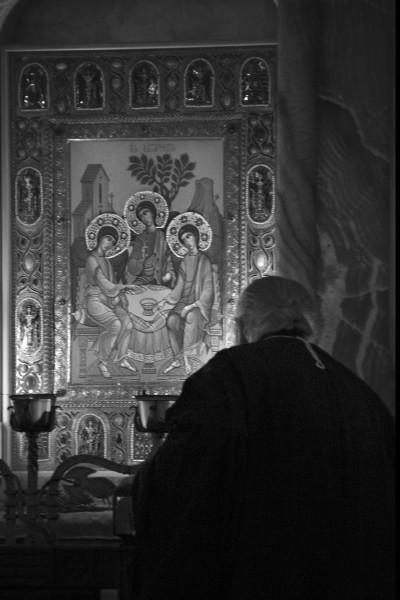 Святейший Патриарх Илия (24)