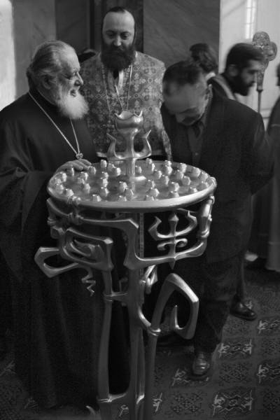 Святейший Патриарх Илия (22)