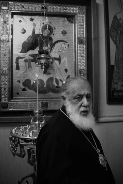Святейший Патриарх Илия (21)