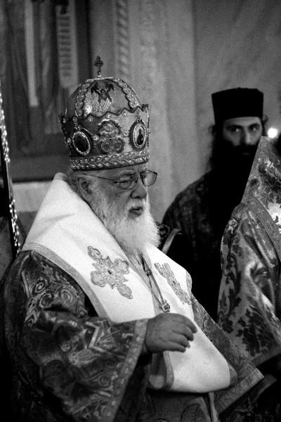 Святейший Патриарх Илия (20)