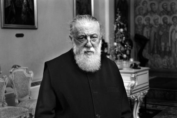 Святейший Патриарх Илия (18)