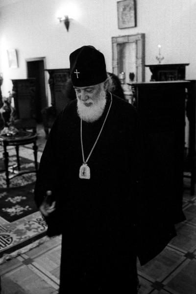 Святейший Патриарх Илия (14)