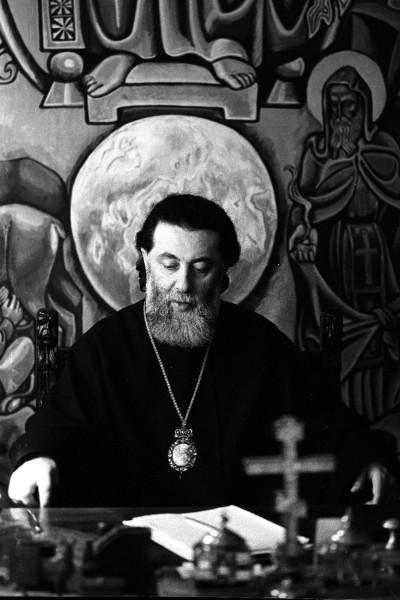 Святейший Патриарх Илия (6)