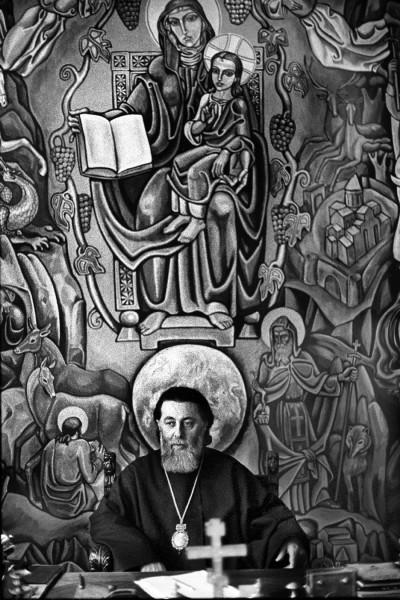 Святейший Патриарх Илия (16)