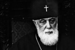 Юрий Рост: Встречи с Патриархом Илией