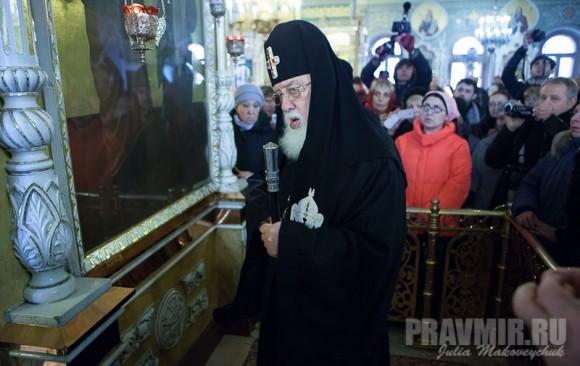 Католикос-Патриарх всея Грузии в Москве. Фото Ю. Маковейчук (12)