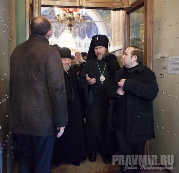 Католикос-Патриарх всея Грузии в Москве. Фото Ю. Маковейчук (15)