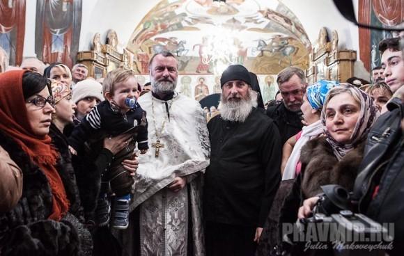 Католикос-Патриарх всея Грузии в Москве. Фото Ю. Маковейчук (26)