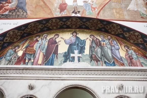 Католикос-Патриарх всея Грузии в Москве. Фото Ю. Маковейчук (27)