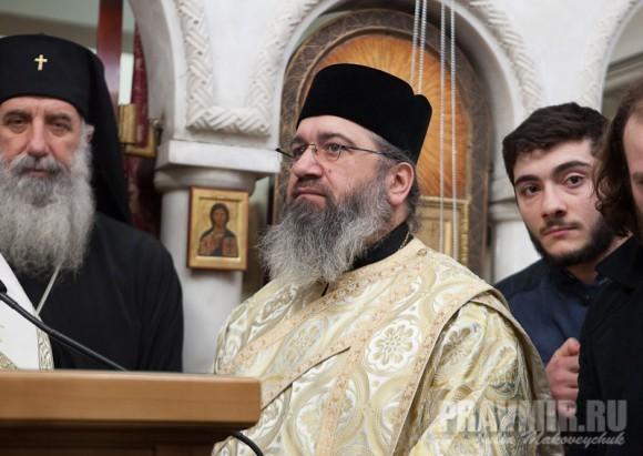 Католикос-Патриарх всея Грузии в Москве. Фото Ю. Маковейчук (31)