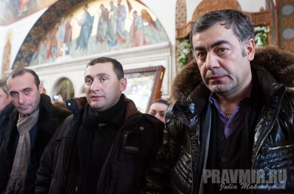 Католикос-Патриарх всея Грузии в Москве. Фото Ю. Маковейчук (44)