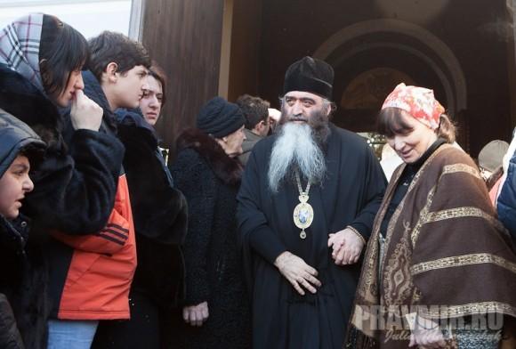 Католикос-Патриарх всея Грузии в Москве. Фото Ю. Маковейчук (45)