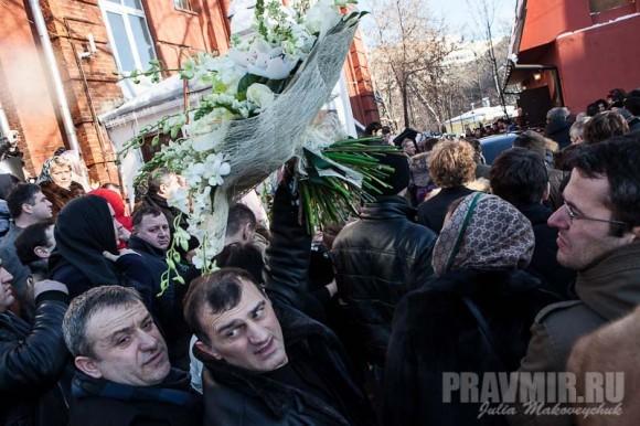 Католикос-Патриарх всея Грузии в Москве. Фото Ю. Маковейчук (48)