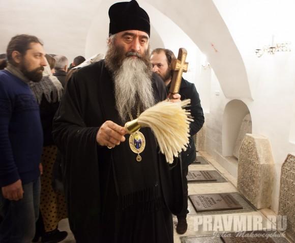 митрополит Хонский и Самтредский Савва (Гигиберия)