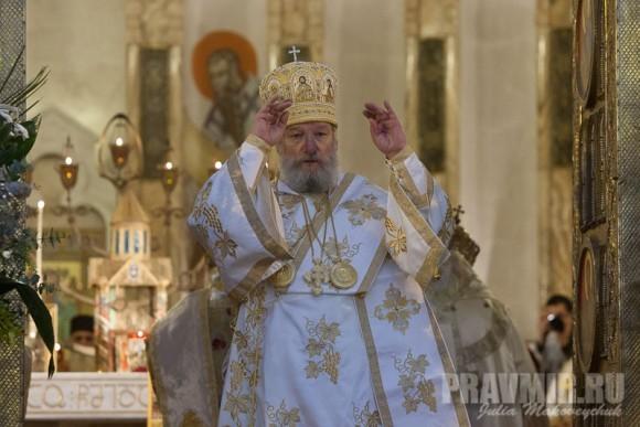 Христофор (Пулец), блаженнейший Архиепископ Пражский, Митрополит Чешских земель и Словакии, предстоятель Православной Церкви Чешских земель и Словакии