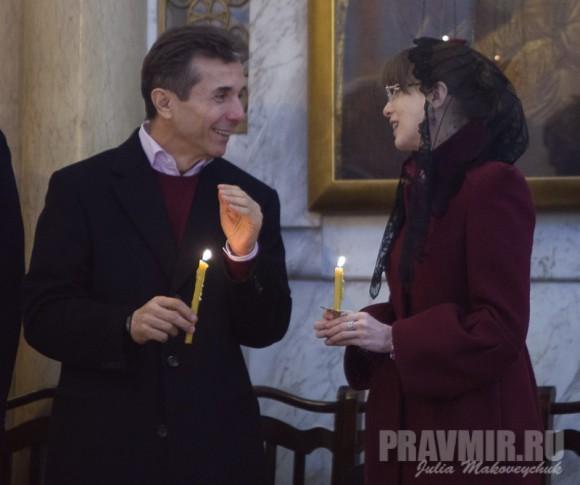 Супружеская чета премьер-министра