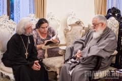 Святейший Патриарх Илия: Не нужно терять надежду на Бога и человека