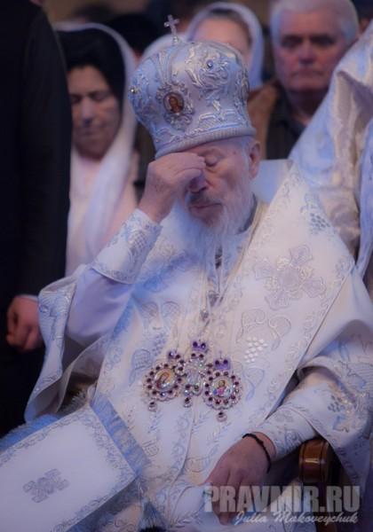 Блаженнейший Митрополит Киевский и всея Украины Владимир