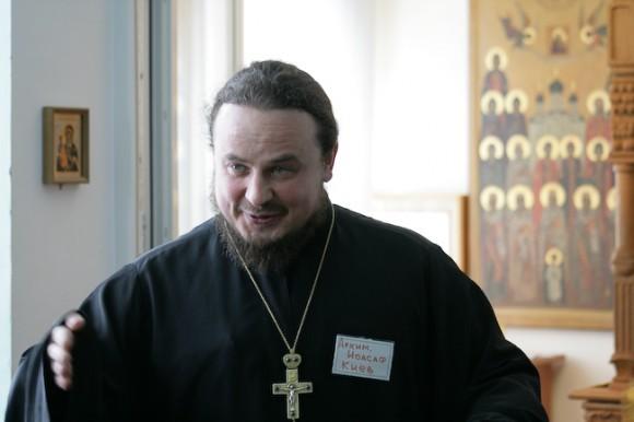 Архимандрит Иоасаф (Перетятько). Фото - http://orthodoxy.org.ua