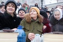 Богоявление в Киеве — ФОТОРЕПОРТАЖ