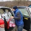 Более 600 жителей Крымска получили рождественские подарки от волонтеров