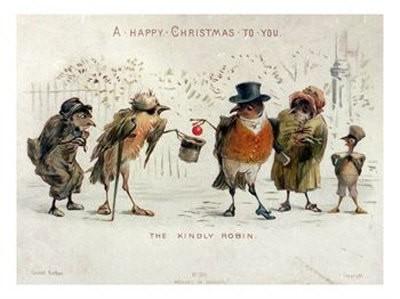 Рождественская открытка (11)