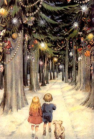 Рождественская открытка (5)