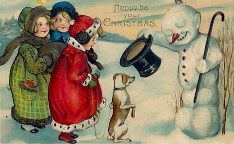Рождественская открытка (1)