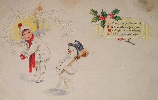 Рождественская открытка (3)