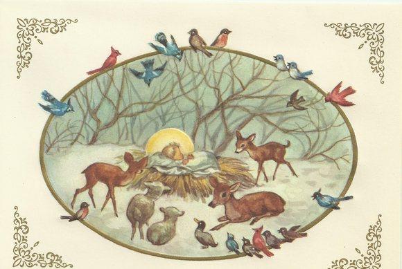 Рождественская открытка (14)