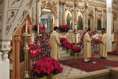 Рождество в Нью-Йорке: заметки в красно-белых тонах (+Фото)