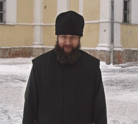 Протоиерей Олег Митров