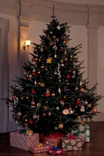 Детский праздник Рождество