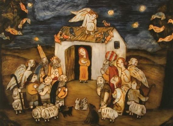 «Рождество» Михаила Алдашина