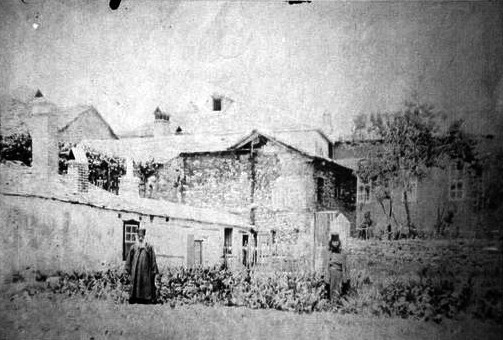 Грузинская обитель св.Иоанна Богослова на Афоне