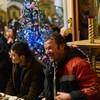 Рождественский обед для бездомных в центре Москвы (+ФОТО)