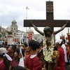 9 миллионов человек приняли участие в христианской процессии в Маниле