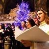 В Киеве прошел всеукраинский фестиваль рождественских колядок и щедривок