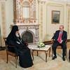Путин поблагодарил патриарха Илию II за поддержание духовных контактов между Россией и Грузией (+ФОТО)