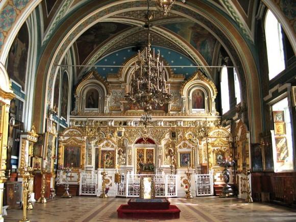 Никольский кафедральный собор  Казани
